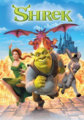 Shrek's Poster