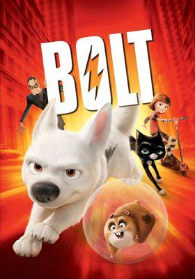 Bolt's Poster