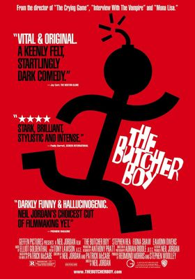 The Butcher Boy's Poster
