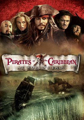 Pirates of the Caribbean: At World's End's Poster