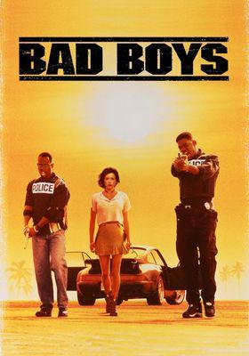 『バッドボーイズ(1995)』のポスター