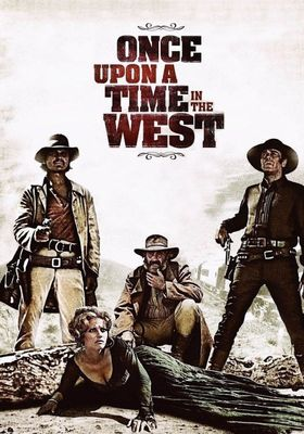 Once Upon a Time in the West's Poster