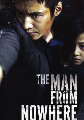 The Man from Nowhere's Poster