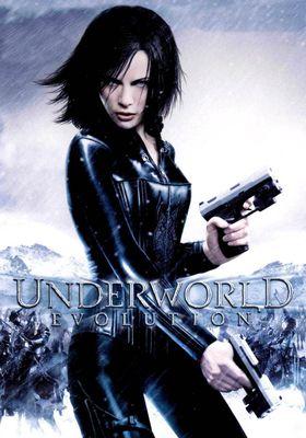 Underworld: Evolution's Poster