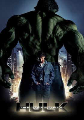 The Incredible Hulk's Poster