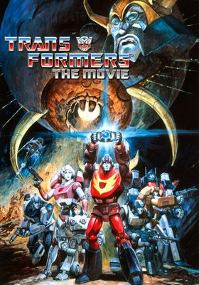 The Transformers: The Movie's Poster