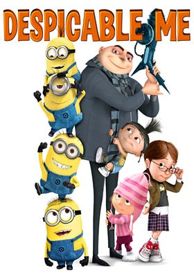 Despicable Me's Poster