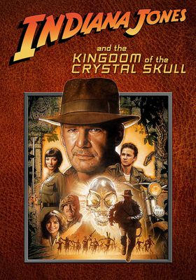 Indiana Jones and the Kingdom of the Crystal Skull's Poster