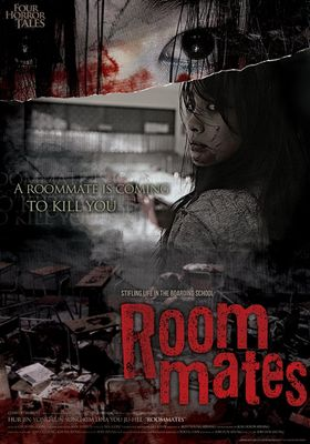 4 Horror Tales - Roommates's Poster