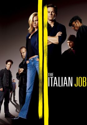 The Italian Job's Poster