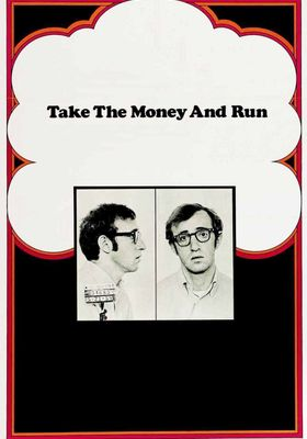 Take the Money and Run's Poster