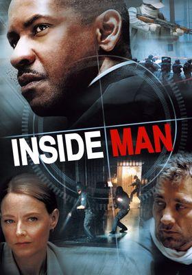 Inside Man's Poster