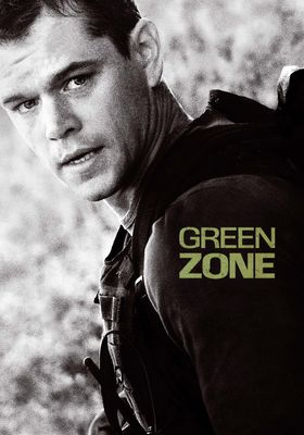 Green Zone's Poster