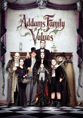 Addams Family Values's Poster