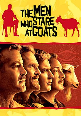 The Men Who Stare at Goats's Poster