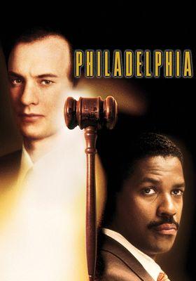 『フィラデルフィア』のポスター