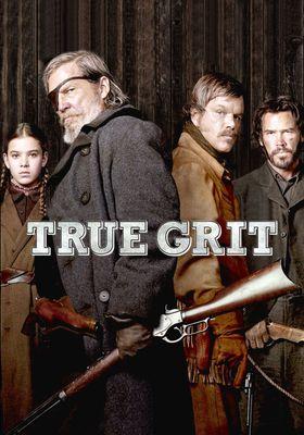 True Grit's Poster