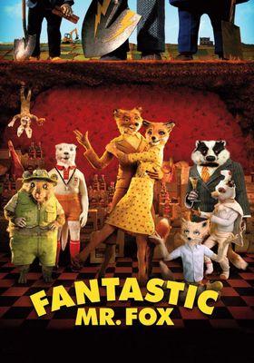 Fantastic Mr. Fox's Poster
