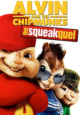 Alvin and the Chipmunks: The Squeakquel's Poster