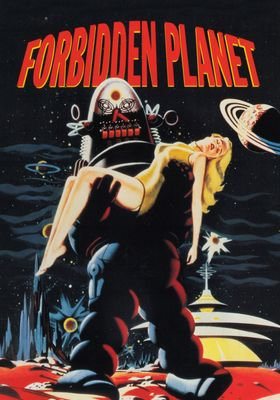 Forbidden Planet's Poster
