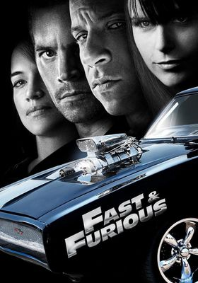 Fast & Furious's Poster
