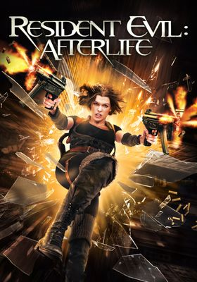 Resident Evil: Afterlife's Poster