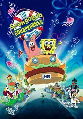 The SpongeBob SquarePants Movie's Poster