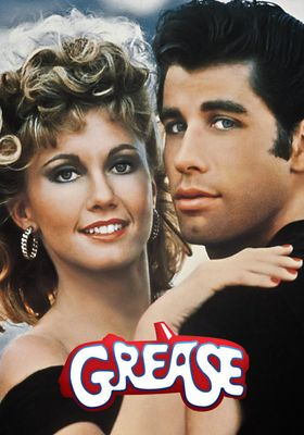 Grease's Poster