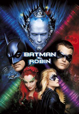 Batman & Robin's Poster