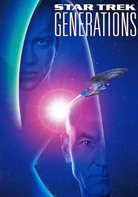 Star Trek: Generations's Poster