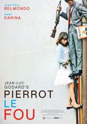 Pierrot le Fou's Poster