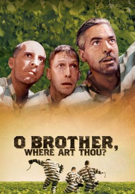 O Brother, Where Art Thou?'s Poster
