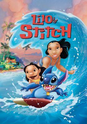 『リロ&スティッチ』のポスター