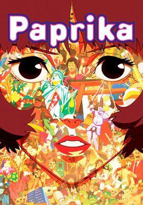 Paprika's Poster