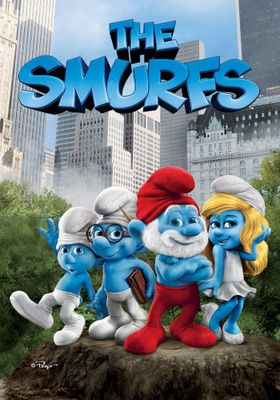The Smurfs's Poster