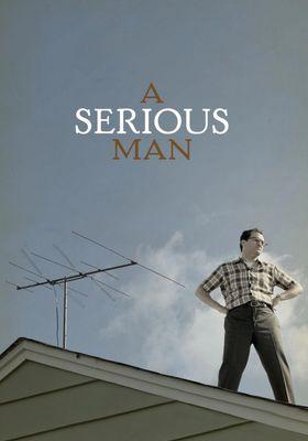 A Serious Man's Poster