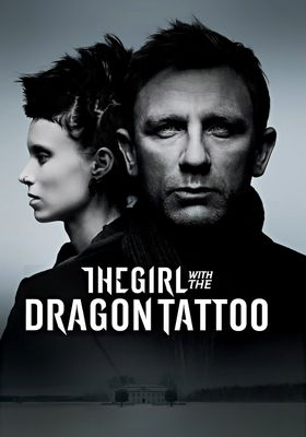 The Girl with the Dragon Tattoo's Poster