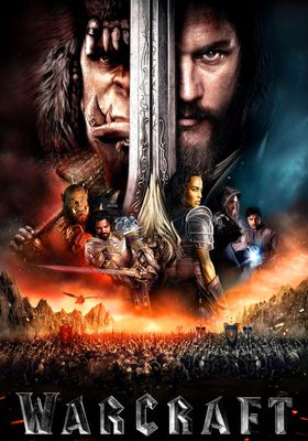 Warcraft's Poster