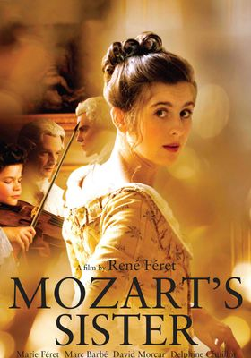 Mozart's Sister's Poster