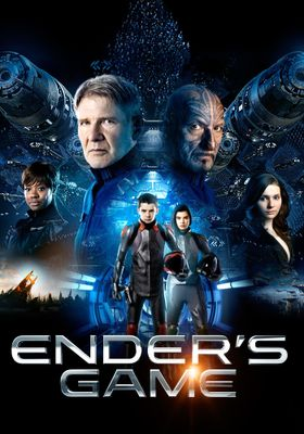 Ender's Game's Poster