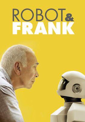 Robot & Frank's Poster