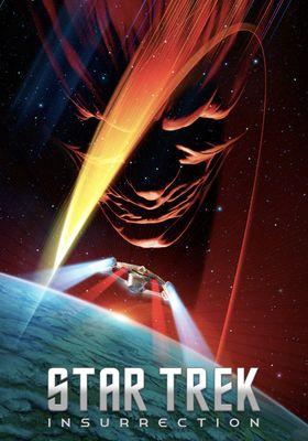 Star Trek: Insurrection's Poster