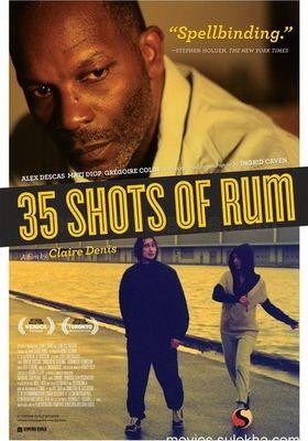 35 Shots of Rum's Poster
