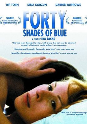 Forty Shades of Blue's Poster