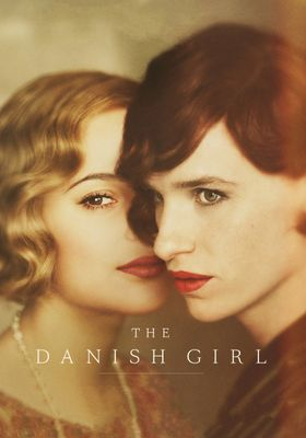 The Danish Girl's Poster