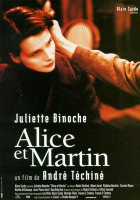 Alice and Martin's Poster