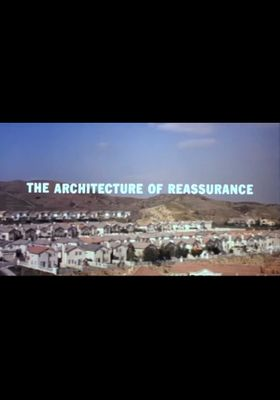 The Architecture Of Reassurance's Poster
