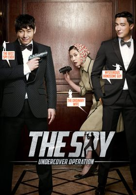The Spy: Undercover Operation's Poster