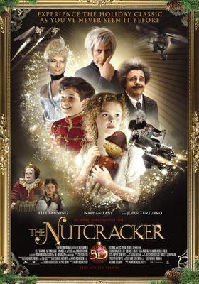 The Nutcracker in 3D's Poster