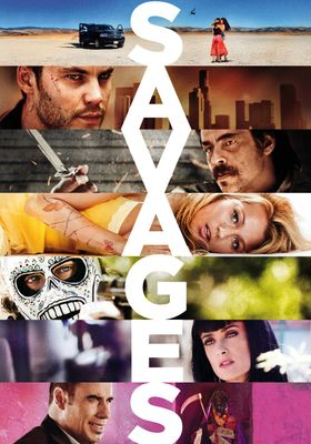 Savages's Poster
